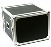 osp 8 space ata amp shock mount road case