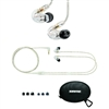 Shure SE215-CL Sound Isolating In-Ear Earphones