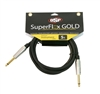OSP SuperFlex GOLD Premium Instrument Cable 5 FT