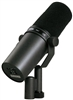 Shure SM7B Cardioid Dynamic Studio Vocal Microphone / Broadcast or Recording Mic
