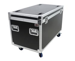 "osp 45"" ata utlilty trunk flight road case"