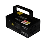 XSTATIC IKE RGB326 3 Color Laser Red Green Blue DJ Laser Effect Light