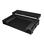 ProX XS-DDJSZWLTBL ATA Black Road Case w/Laptop Shelf for Pioneer DDJ-SZ  Digital DJ Controller