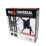 "Prox 32"" to 80"" LCD TV/MONITOR MOUNT FOR 12"" TRUSS OR SPEAKER STANDS"