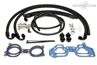 SD Racing Stage 1 6an Fuel Hose Kit for 2002-2005 WRX