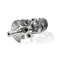 Callies Ultra Billet 4.00-Inch LS7 Crankshaft, 58X Tooth Reluctor Wheel, Long-Snout for Dry-Sump ZO6