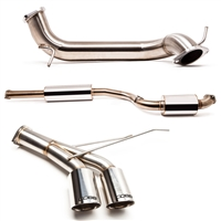 COBB FORD FOCUS ST CAT-BACK EXHAUST SYSTEM 2013-present
