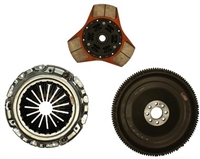 EXEDY Racing Stage 2 Cerametallic Clutch Kit w/ Flywheel 2007-present 350z/370z/G35/G37