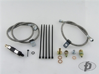 FP Evo 9 Oil Filter Housing Line Kit