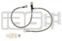IAG STOCK LOCATION TURBO OIL FEED & AVCS LINE FOR 2006-14 SUBARU WRX, 04-17 STI, 05-09 LGT, 04-08 FXT
