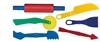 Gowi Toys clay sculpting tools