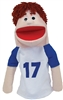 Puppet Partners sports boy puppet