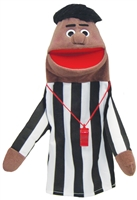 Puppet Partners referee puppet
