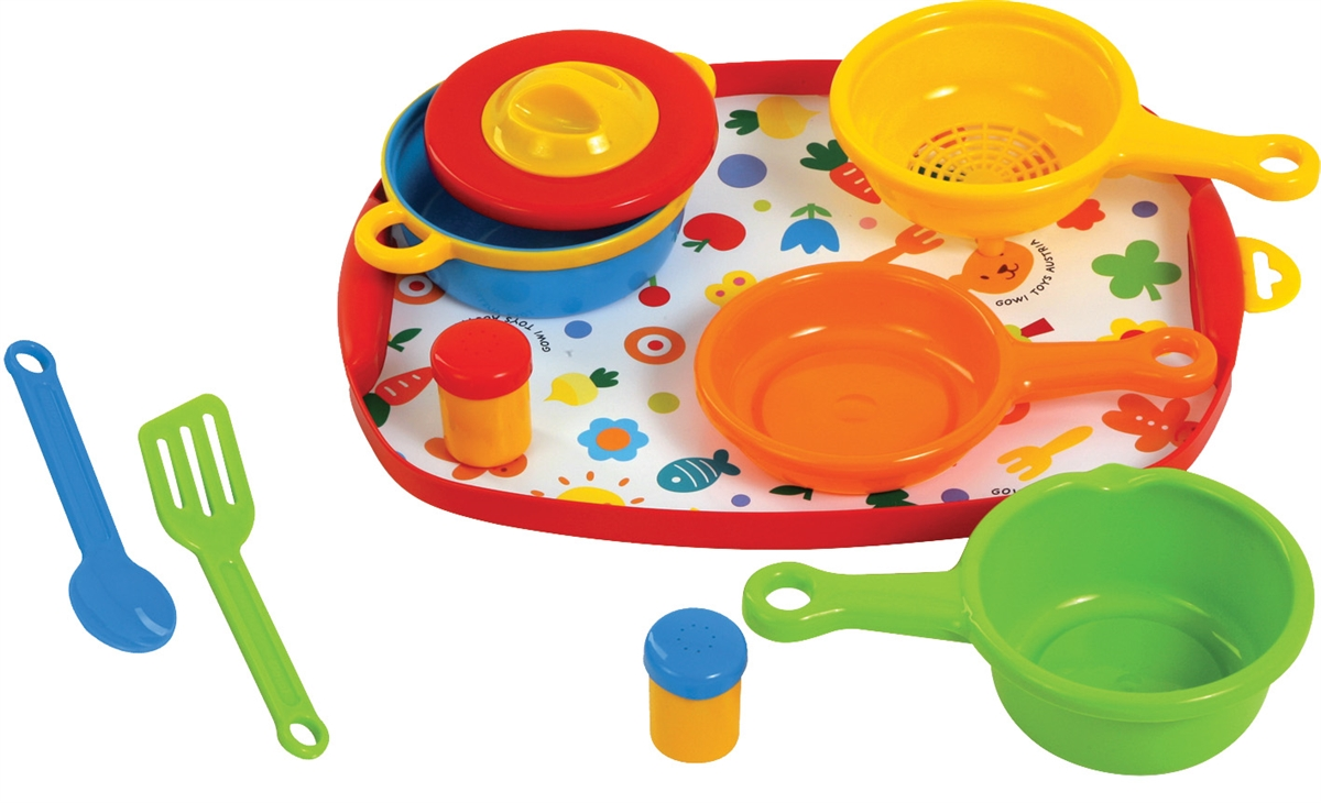 Gowi Toys 12 pc. Cooking Set