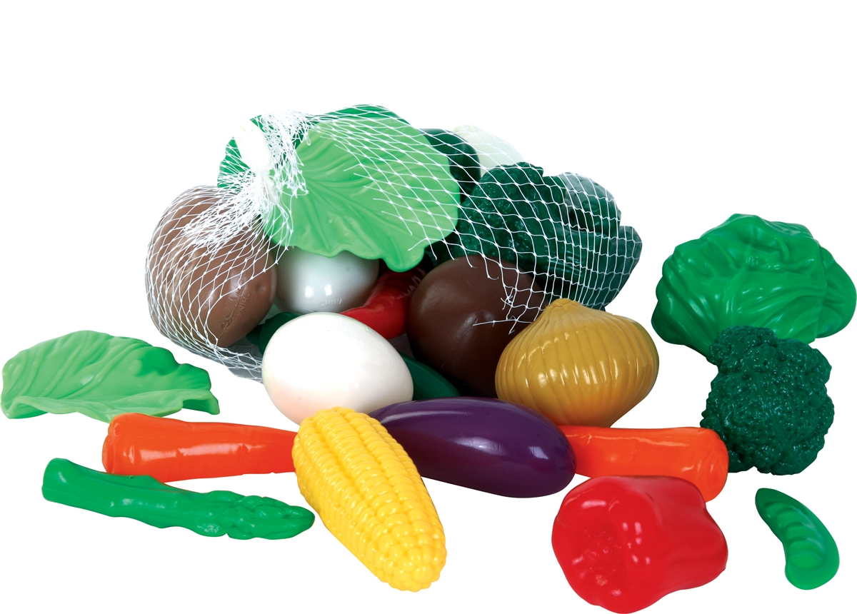 Play Food Toys : Gowi toys pc vegetables play food