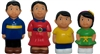 Get Ready Kids 5 inch Asian family figures