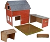 Get Ready Kids farm building playset