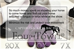 EQUI-Towel Products Bundle Pkg