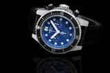 Pelagic Blue Stainless