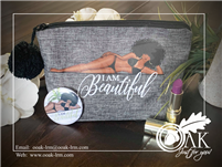 I Am Beautiful - Cosmetic Bag