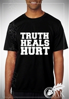 Truth Heals Hurt BOLD Tshirt by Princess Gooden