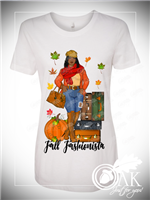 Graphic T - Fall Fashionista