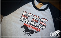 It's A Mustang Thang Tshirt