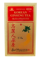 Korean Ginseng Tea-Wooden Box (100)