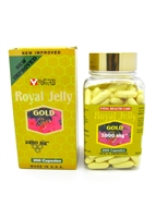 New Improved Royal Jelly Gold 2000 mg 200 Softgels