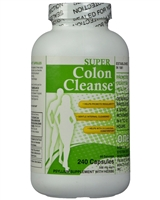 Health Plus Super Colon Cleanse Capsules (240)