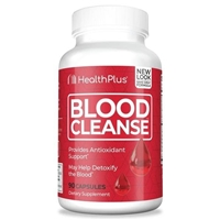 Super Blood Cleanse (90) by Health Plus