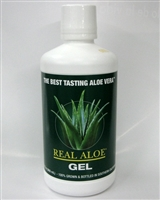 Real Aloe Gel (32 oz)