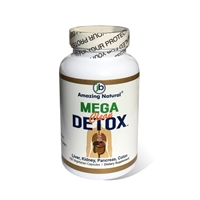Mega Clean Detox - Whole Body Cleanse and Detox 100 Vegicaps
