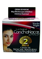 Concha Nacar Night Cream 2 oz