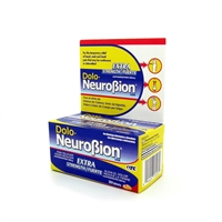 Dolo-Neurobion Extra Strength Pain Reliever 30 Tablets