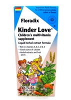Floradix Kinder Love Children's Multivitamin (8.5 oz)