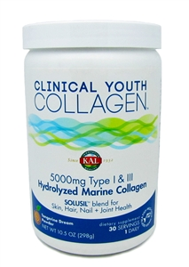 KAL Clinical Collagen 10.5 fl oz Powder