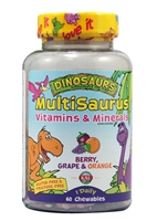 KAL Multisaurus Kids Multivitamin Chewables (180)