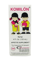Komilon Syrup for Kids