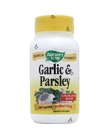 Nature's Way Garlic & Parsley (100)