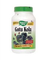 Nature's Way Gotu Kola Herb (100)