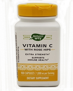Nature's Way Vitamin C 1000 (100)