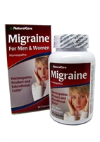 Natural Care Migraine Homeopathic (60)