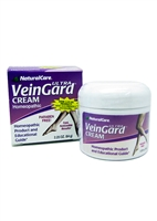 Natural Care VeinGard Cream Homeopathic (60)