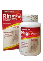 Natural Care Ring Stop Homeopathic (60)