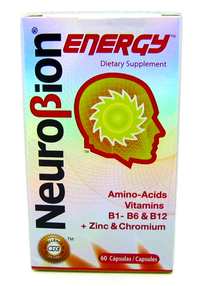 Neurobion Energy 60 Tablets