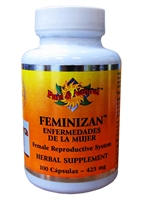 Feminizan Women's Herbal Supplement 425 mg (100)