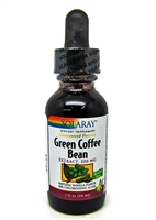 Solaray Green Coffee Bean Extract Tincture (1 oz)