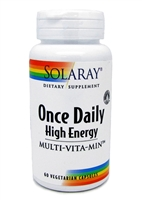 Solaray Once Daily High Energy (60)
