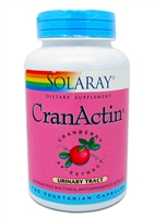 Solaray CranActin Cranberry Urinary Tract 120 VegiCapsules